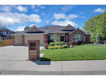 Photo one of 16868 W 69Th Cir Arvada CO 80007 | MLS 4332010