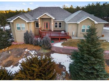 Photo one of 17883 Furrow Rd Monument CO 80132 | MLS 4351056