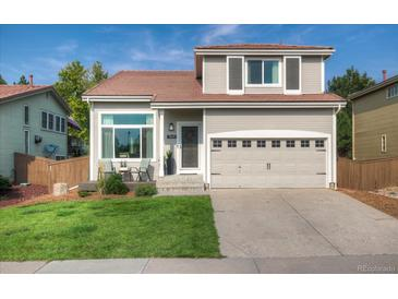 Photo one of 1569 Mountain Maple Ave Highlands Ranch CO 80129   MLS 4377727