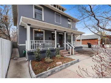 Photo one of 322 E 3Rd Ave Denver CO 80203 | MLS 4410381