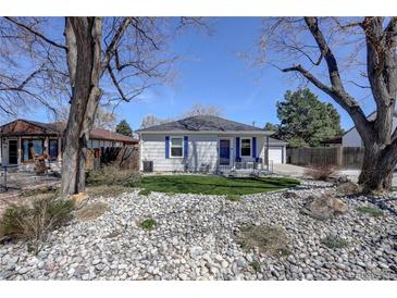Photo one of 2010 S Knox Ct Denver CO 80219 | MLS 4448203