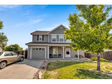 Photo one of 214 Silver Spur Ct Lochbuie CO 80603 | MLS 4449209