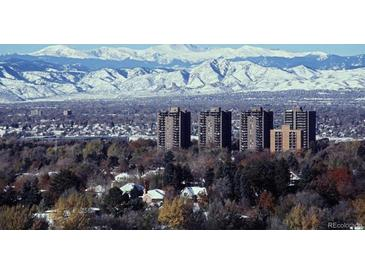 Photo one of 460 S Marion Pkwy # 1656 Denver CO 80209   MLS 4455293