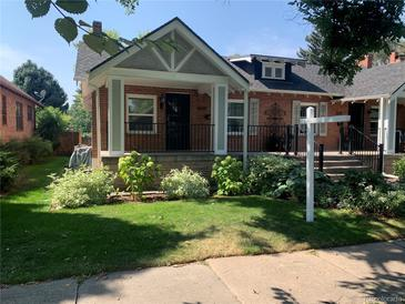 Photo one of 1639 Clermont St Denver CO 80220   MLS 4471662