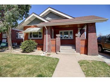 Photo one of 3025 W 35Th Ave Denver CO 80211 | MLS 4514344