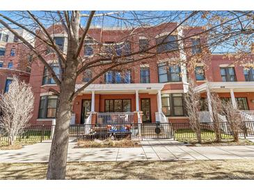Photo one of 410 Acoma St # Brownstone 5 Denver CO 80204 | MLS 4529472