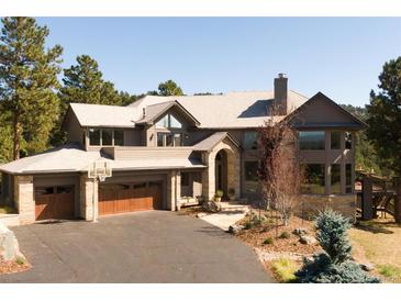 Photo one of 1874 S Foothills Dr Golden CO 80401 | MLS 4536277