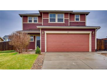Photo one of 873 Sagebrush Dr Lochbuie CO 80603 | MLS 4555876