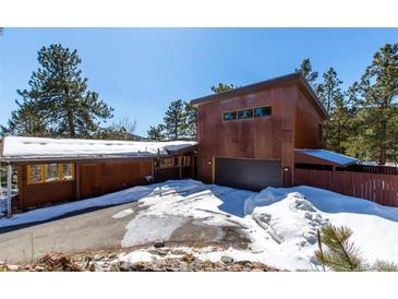 Photo one of 34838 Forest Estates Rd Evergreen CO 80439 | MLS 4586024