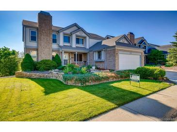 Photo one of 9223 Sugarstone Cir Highlands Ranch CO 80130   MLS 4596251