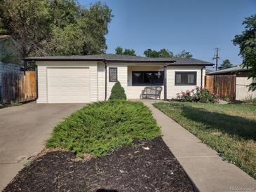 Photo one of 1349 S Yates St Denver CO 80219   MLS 4625256