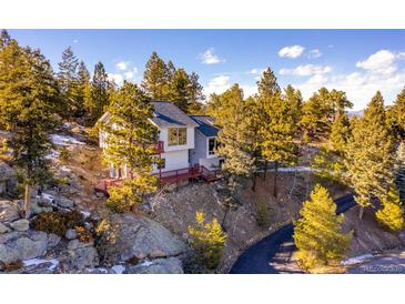 Photo one of 29343 Gray Hawk Dr Evergreen CO 80439 | MLS 4627573