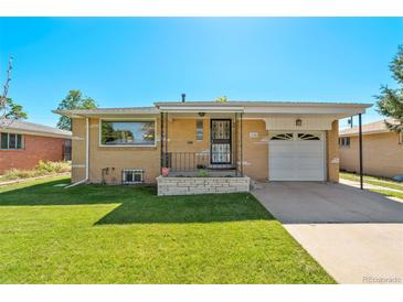 Photo one of 1246 S Clay St Denver CO 80219   MLS 4644689
