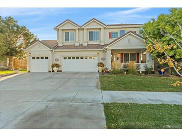 Photo one of 11721 Chambers Dr Commerce City CO 80022 | MLS 4651403