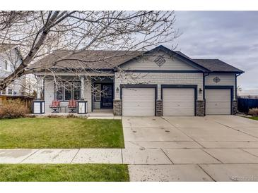 Photo one of 11821 Macon St Commerce City CO 80640 | MLS 4711652
