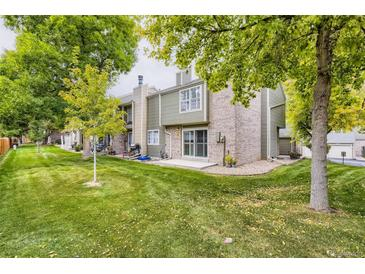 Photo one of 3469 S Ammons St # 11-1 Lakewood CO 80227 | MLS 4771909