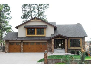 Photo one of 9618 Huggins Ct Parker CO 80134 | MLS 4874227