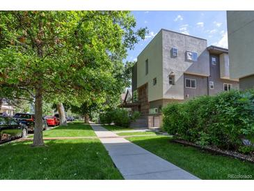 Photo one of 1632 N Gilpin St Denver CO 80218 | MLS 4911400
