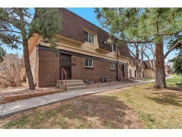 Photo one of 7755 E Quincy Ave # T40 Denver CO 80237 | MLS 4927392