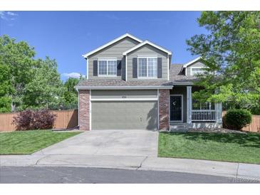 Photo one of 836 Riddlewood Ln Highlands Ranch CO 80129 | MLS 4945115