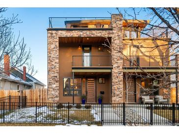 Photo one of 2114 Lowell Blvd Denver CO 80211 | MLS 4994160