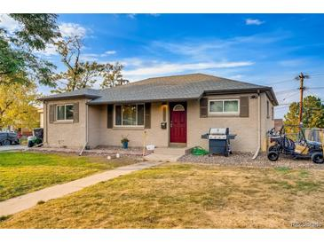 Photo one of 2301 E 93Rd Pl Thornton CO 80229 | MLS 5009050
