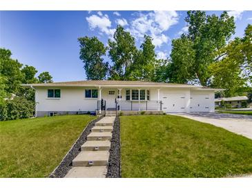 Photo one of 13574 W 21St Pl Golden CO 80401 | MLS 5034607