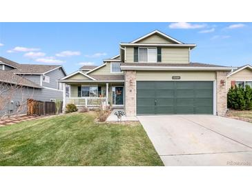 Photo one of 12564 S Sopris Creek Dr Parker CO 80134 | MLS 5052559
