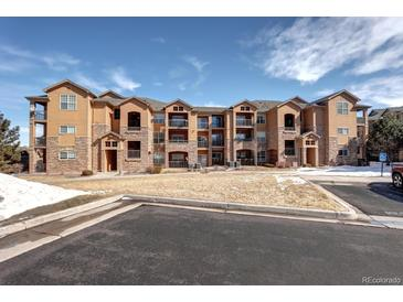 Photo one of 17520 Nature Walk Trl # 206 Parker CO 80134 | MLS 5167922