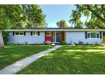 Photo one of 2399 E Floyd Pl Englewood CO 80113 | MLS 5179170