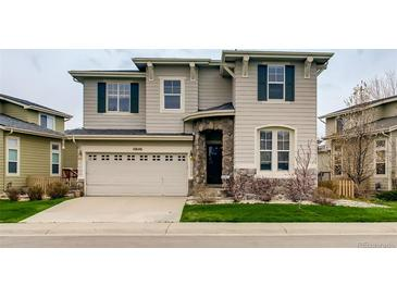 Photo one of 10646 Cherrybrook Cir Highlands Ranch CO 80126 | MLS 5202056