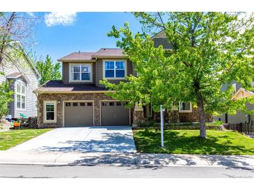 Photo one of 4742 Larksong Dr Castle Rock CO 80109 | MLS 5240797