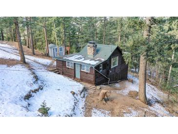 Photo one of 5005 White House Trl Evergreen CO 80439 | MLS 5260170