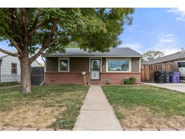 Photo one of 846 S Raleigh St Denver CO 80219 | MLS 5320219