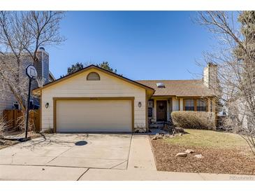 Photo one of 8971 S Coyote St Highlands Ranch CO 80126 | MLS 5343544