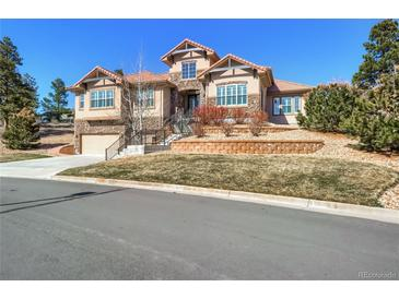 Photo one of 12090 S Majestic Pine Way Parker CO 80134   MLS 5347240