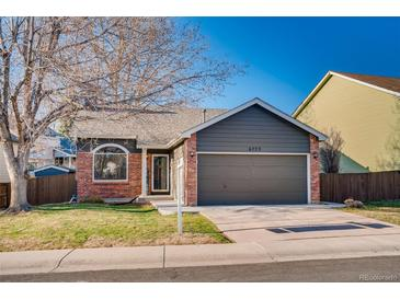 Photo one of 6753 Amherst Ct Highlands Ranch CO 80130 | MLS 5351557