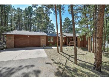 Photo one of 17945 New London Rd Monument CO 80132   MLS 5361763
