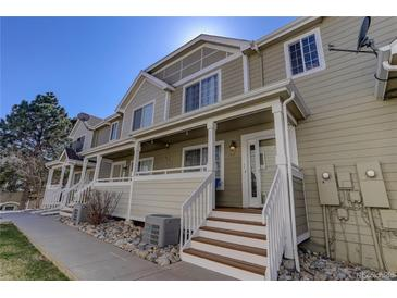 Photo one of 19152 E Wyoming Pl # 102 Aurora CO 80017 | MLS 5368718