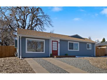 Photo one of 2100 W Custer Pl Denver CO 80223 | MLS 5371770
