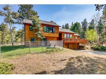 Photo one of 13320 Callae Dr Conifer CO 80433 | MLS 5457497