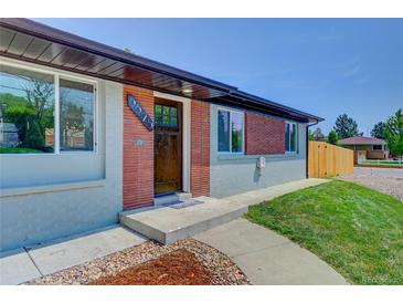 Photo one of 8625 W 1St Ave Lakewood CO 80226   MLS 5463405