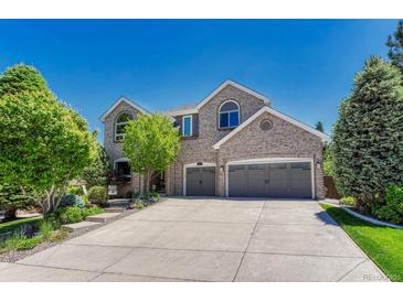 Photo one of 9812 Clairton Pl Highlands Ranch CO 80126   MLS 5467946