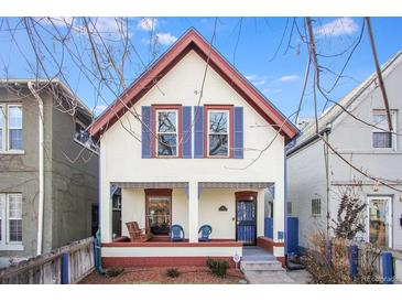 Photo one of 112 W Maple Ave Denver CO 80223 | MLS 5496646