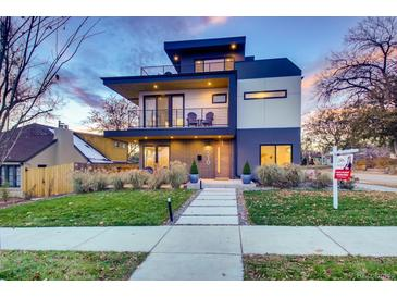 Photo one of 4510 W 29Th Ave Denver CO 80212 | MLS 5555162