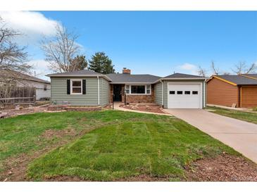 Photo one of 5215 S Grant St Littleton CO 80121 | MLS 5594492