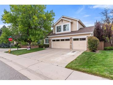 Photo one of 802 Sage Sparrow Cir Highlands Ranch CO 80129 | MLS 5616963
