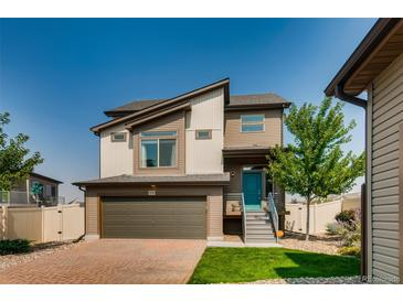Photo one of 19191 E 55Th Ave Denver CO 80249 | MLS 5642265