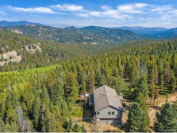 Photo one of 8331 London Ln Conifer CO 80433 | MLS 5656766