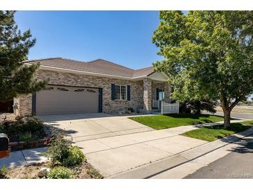 Photo one of 11893 Hannibal St Commerce City CO 80022   MLS 5713708